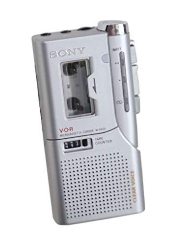 Sony M-640 Microcassette Diktiergerät