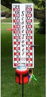ScoreTower - Scoreboard & drinkholder for Kan Jam