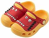 Zoccoli Sabot Bambini Sandali Estivi Ciabatte Ragazzo e Ragazza da Spiaggia Antiscivolo Scarpe da Giardino Carino Scarpe Bagno Pantofole Piscina Scarpette