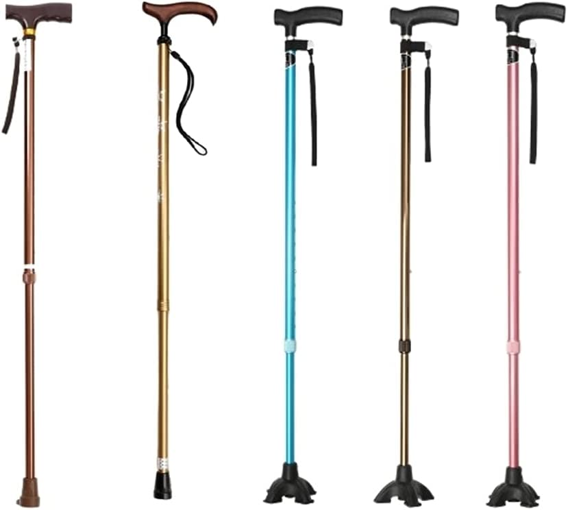 PK New product!! At the price Walking Cane – 10 Step Lightweight Wa Adjustable