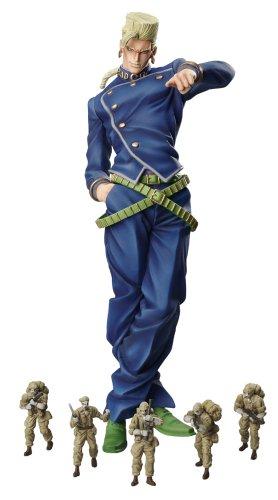 Statue Legend [Jojo's Bizarre Adventure] Part 4 - Keicho Nijimura & Bad Company Second (Limited Color)