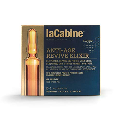La Cabine Ampollas Revive Elixir 10 X 2 Ml 20 ml