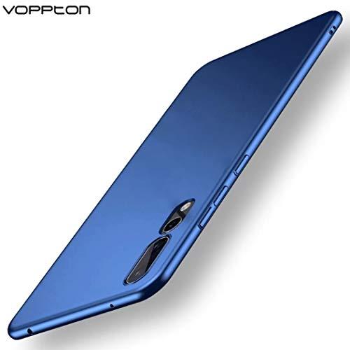Capa Super Slim Frosted Rigida Azul Xiaomi Mi A2 Lite