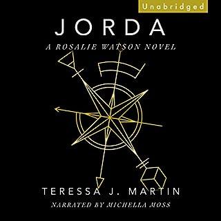 Jorda audiobook cover art