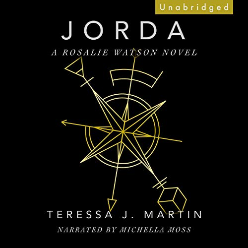 Jorda audiobook cover art