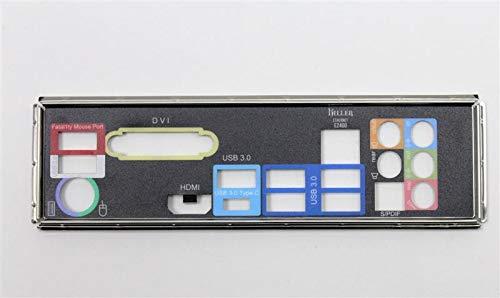 ASRock Fatal1ty Z170 Gaming K4 - Blende - Slotblech - IO Shield #128697