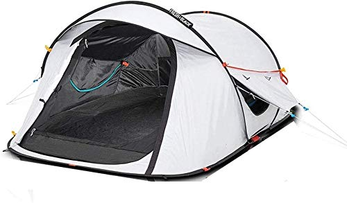 SAIYI HWZP Outdoor Tents Designed Fabrics Suitable For Four Seasons Portable Outdoor Travel Equipment Automatic Camping Tent