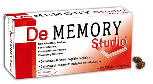 Pharma Otc - 60 Cápsulas Studio Dememory
