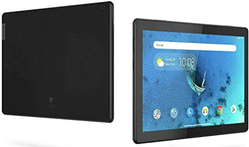 Lenovo Tab M10 TB-X605F (10.1 inch) Tablet PC Qualcomm Snapdragon (450) 1.8GHz 3GB 32GB WiFi BT Camera Android 8.0 Oreo (Adreno 506 Graphics) Slate Black