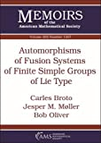 Automorphisms of Fusion Systems of Finite Simple Groups of Lie Type (Memoirs of the American Mathematical Society)