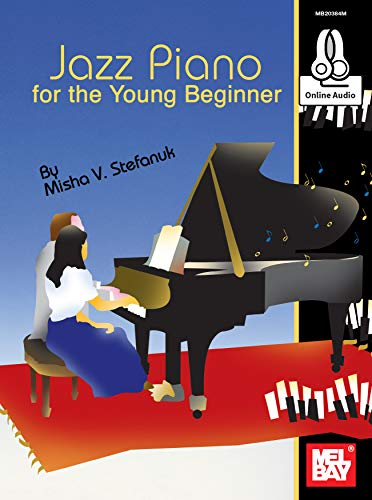 Jazz Piano for the Young Beginner (English Edition)