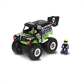 Machine Maker Grave Digger Monster Jam Remix