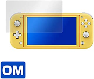 Nintendo Switch Lite 用 日本製 防指紋 傷修復液晶保護 フィルム OverLay Magic OMNSWITCHLITE/12
