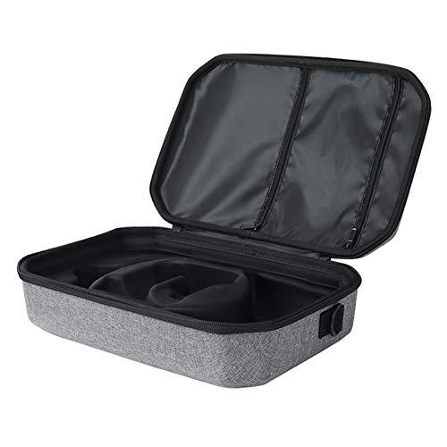 Reisetasche für Oculus Quest 2, Oculus Quest und VR Zubehör Tragetasche Schultertasche (Grau)