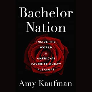 Bachelor Nation audiobook cover art