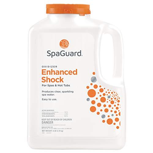 SpaGuard Enhanced Spa Shock 6#