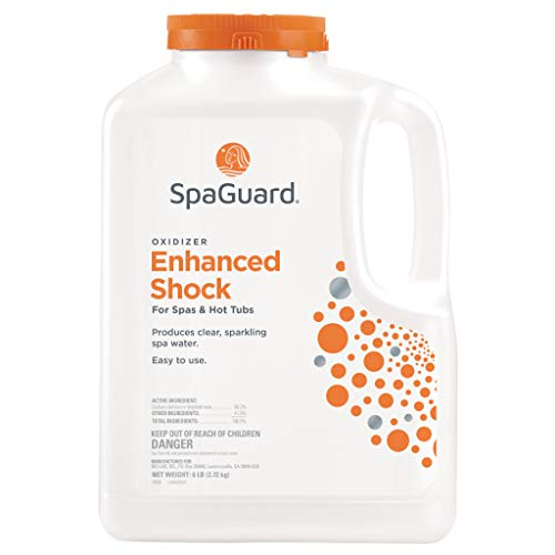 SpaGuard Enhanced Spa Shock 6#