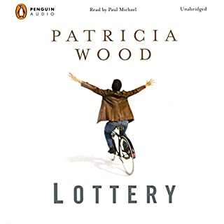 Lottery audiobook cover art