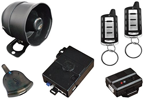 Soundstream ARS.1 1-Way Paging Remote Start Keyless Entry Vehicle Security System