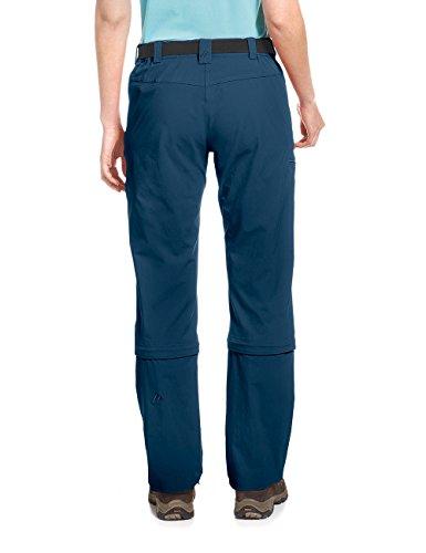 Maier Sports Pantalon Outdoor Convertible en Arolla, Aviator, 21, 233005