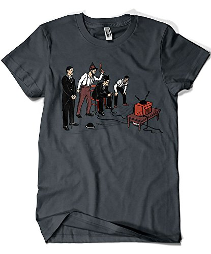 1452-Camiseta Premium, Retro Gamers (Azafran)