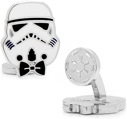 Star Wars Stylish Stormtrooper Cufflinks Officially Licensed product image
