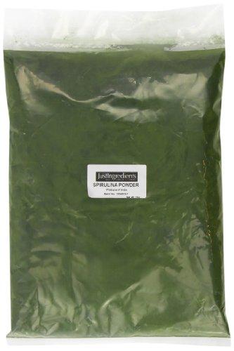 JustIngredients Polvere di Spirulina - 1000 gr