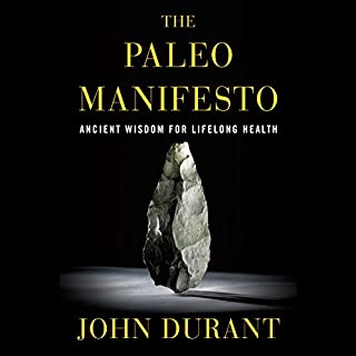 The Paleo Manifesto cover art