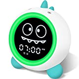 Kids Alarm Clock, Childrens Sleep Trainer...