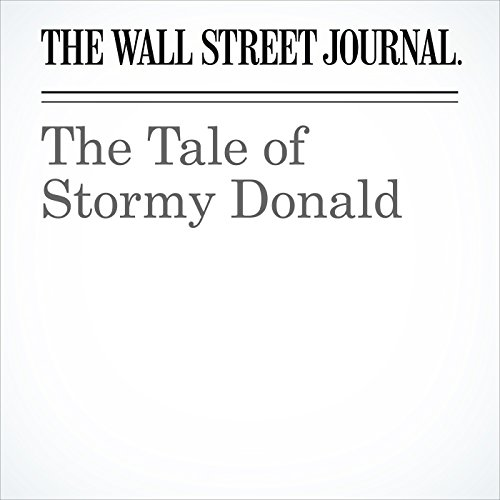 The Tale of Stormy Donald copertina