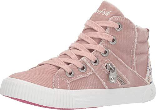 Blowfish Malibu Girls Fruitcake-K Shoes, Dirty Pink Hipster Smoked Twil, 5