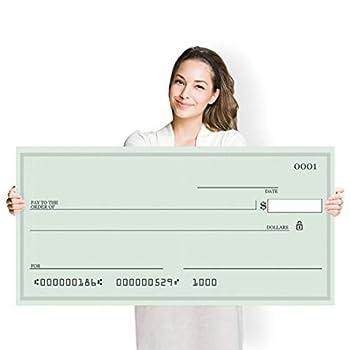 Best big checks for presentations Reviews