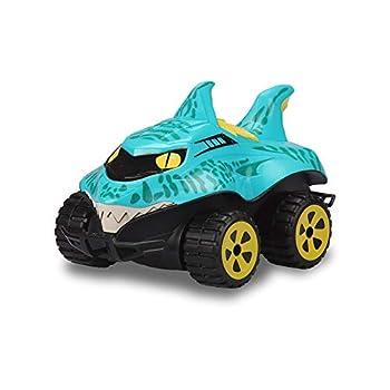 Kid Galaxy 10199 Mega Morphibian Shark Vehicle Toy