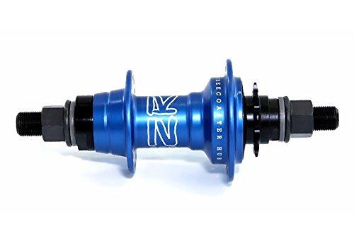 Eastern Bikes Freecoaster BMX 36h Ezra Nabe, Unisex, 28-16303, matt blau