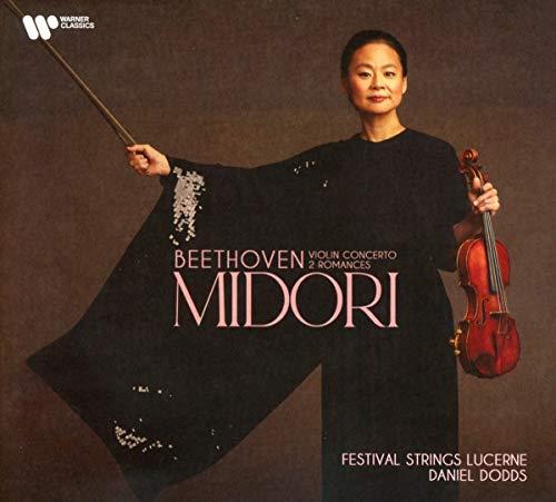 ベートーヴェン:ヴァイオリン協奏曲、ロマンス(2曲)【輸入盤】