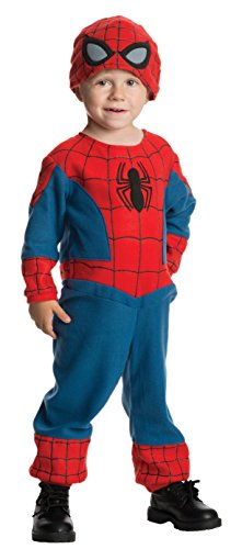 Rubie s Marvel Ultimate Spider-Man Classic Costume, Toddler - Toddler One Color