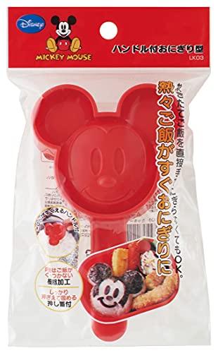スケーター ハンドル付き おにぎり型 ミッキーマウス ディズニー 日本製 LKO3