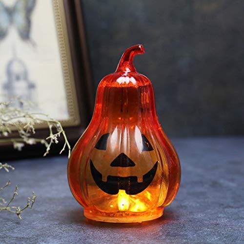 Linterna de Calabaza Brillante de Halloween 200921