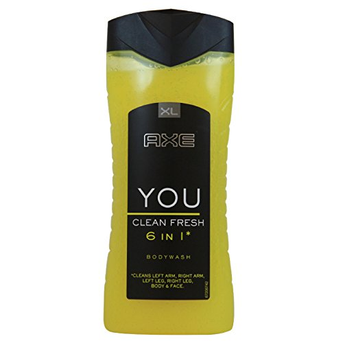 Axe You Clean Fresh 6in1 douchegel 400 ml