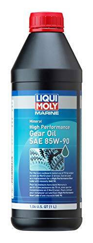 Liqui Moly Marine High Performance Gear Oil 85W-90, 1L (20536)