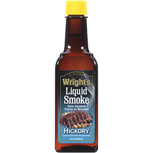 Wright's Hickory Seasoning, Liquid Smoke, 3.5 oz
