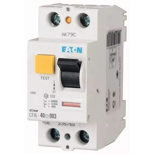 EATON 235760 Interruttore differenziale classe AC, 40A, 2P, 30mA