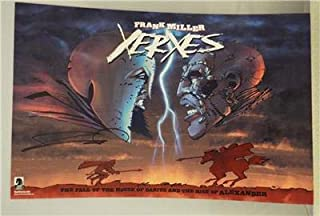 SDCC 2019 Exclusive Frank Miller SIGNED Xerxes Poster 11