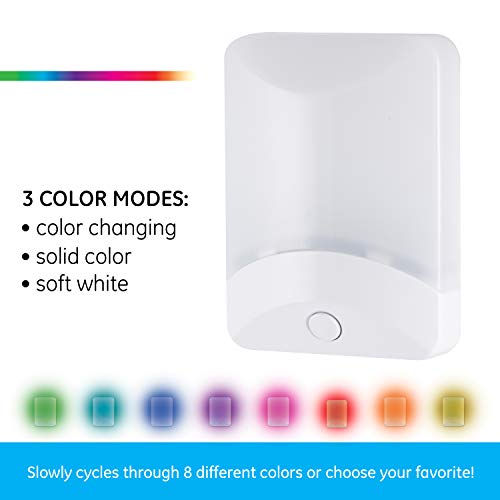 Product Image 3: GE Color-Changing LED Night Light