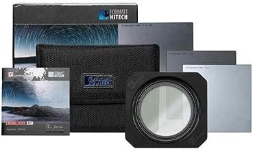Formatt Hitech Firecrest Ultra Elia Locardi Signature Edition 100mm Travel Kit + Firecrest 100mm Holder Kit
