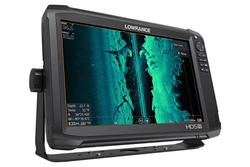 Lowrance HDS Carbon 12 Fish Finder Chartplotter Combo