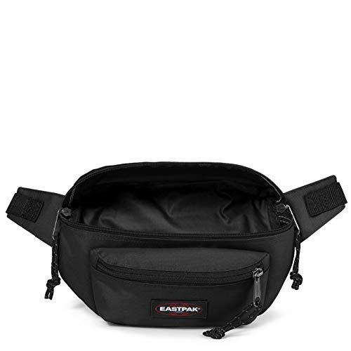 Eastpak Doggy Bag Gürteltasche, 27 cm, 3 L, Schwarz (Black)