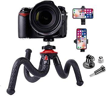 Lammcou Octopus Gorilla Portable Mini Camera Tripod