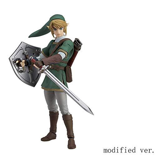 Die Legende von Zelda Twilight Princess Link Figma Action Figure