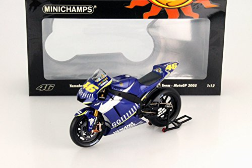 Minichamps Yamaha YZR-M1 Gauloises Yamaha Team - MotoGP 2005
